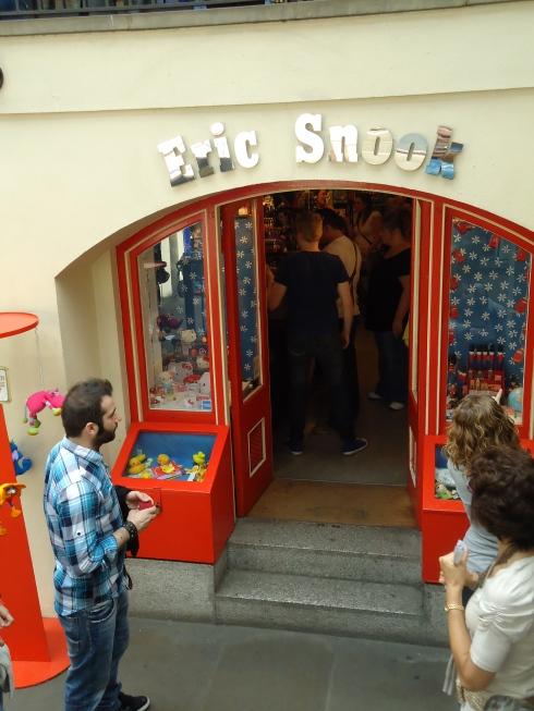 Legetøjsbutikken i Covent Garden maj 2011