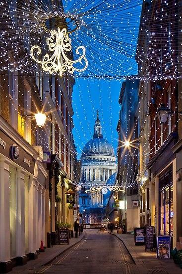 Og det her fine London billede, skal du have på din fødselsdag:-)