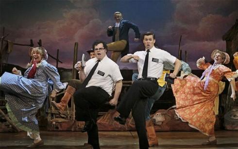 Billede fra Broadway udgaven