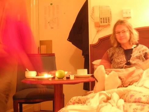 Sidste gang vi boede på Regent Palace januar 2006