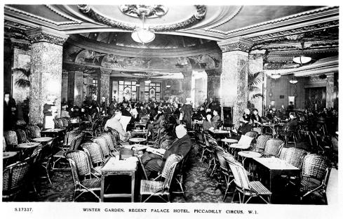 Den gamle restaurant