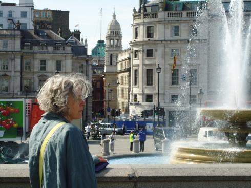 Trafalger Square maj 2011