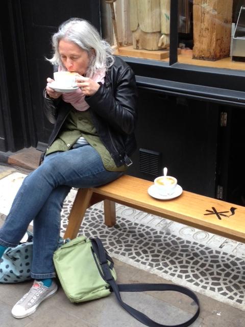 Kaffe UDENFOR Monmouth