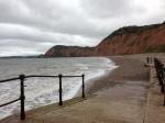 Stranden i Devon