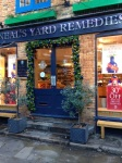 Neals Yard - juleudsmykning