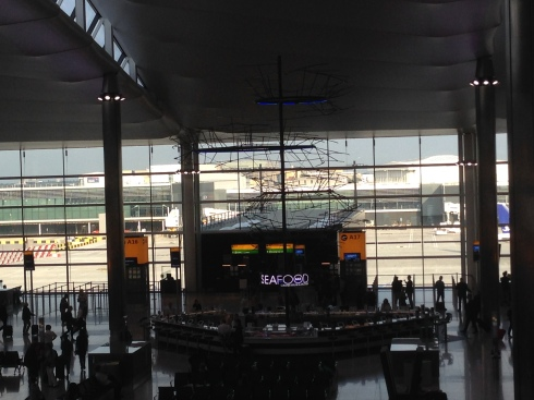 Terminal 2 - 15.9.2014