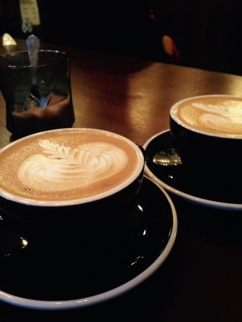 Rigtig god kaffe